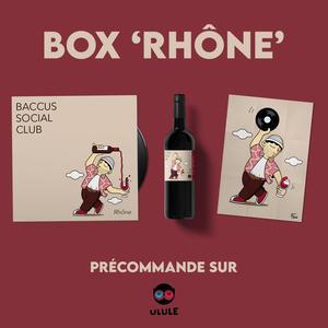 Baccus Social Club Box Rhône